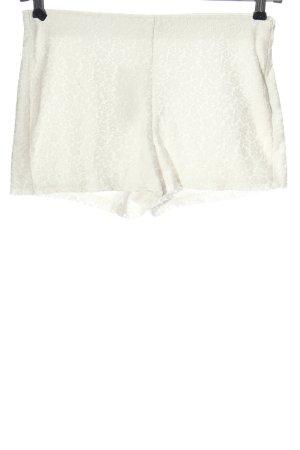 Ann Christine Hot Pants white elegant