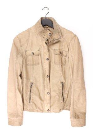Ann Christine Faux Leather Jacket