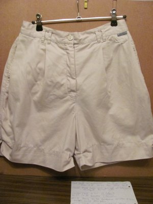 Ann Christine Short beige clair coton