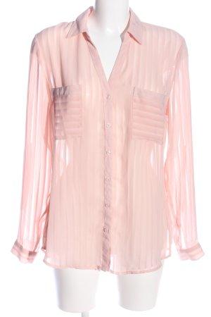 Ann Christine Langarmhemd pink Casual-Look