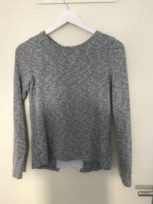 Ann Christine Long Shirt grey-white