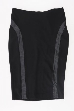 Ann Christine Midi-rok zwart Polyester