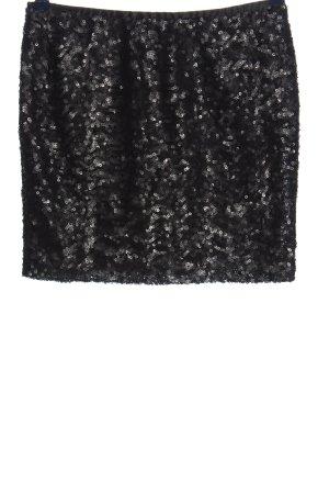 Ann Christine Mini rok zwart elegant