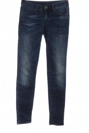 Ann Christine Tube jeans blauw casual uitstraling