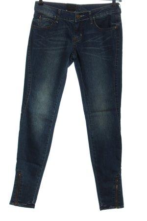 Ann Christine Slim Jeans blue casual look