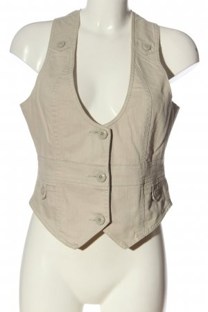Ann Christine Sports Vests natural white casual look