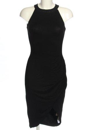 Ann Christine Stretch jurk zwart elegant