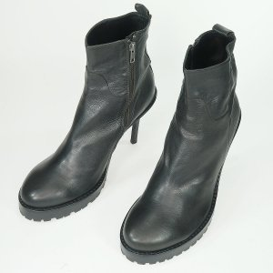 Ann Demeulemeester Ankle boots Leather in Black