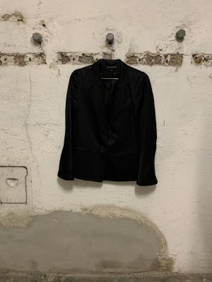 Ann Demeulemeester Blazer de esmoquin negro