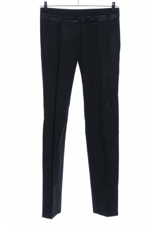 Ann Demeulemeester Pleated Trousers black casual look