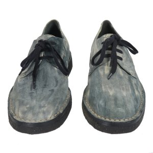 Ann Demeulemeester Lace-up shoes Suede in Blue