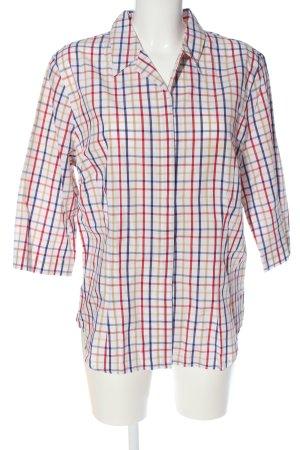 Ann LLewellyn Houthakkershemd volledige print casual uitstraling