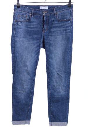 Ann Taylor 7/8 Jeans blau Casual-Look