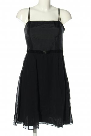 Ann Taylor Bandeaukleid schwarz Elegant