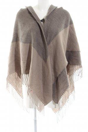 Ann Taylor Cape braun Casual-Look