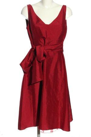 Ann Taylor Sukienka koktajlowa czerwony Elegancki