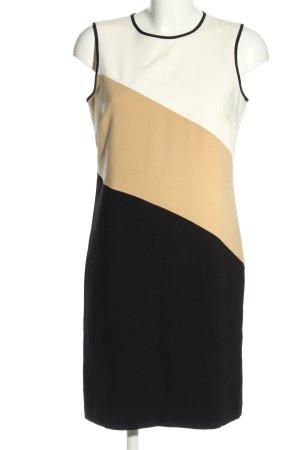 Ann Taylor Sukienka etui Wzór w paski W stylu biznesowym
