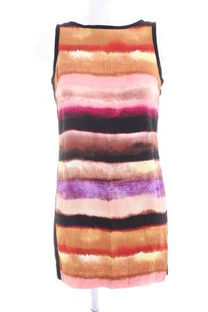 Ann Taylor Vestido ceñido de tubo estampado a rayas look casual