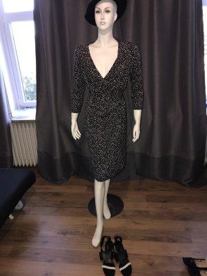 Ann Taylor Kleid Wickelkleid L 40