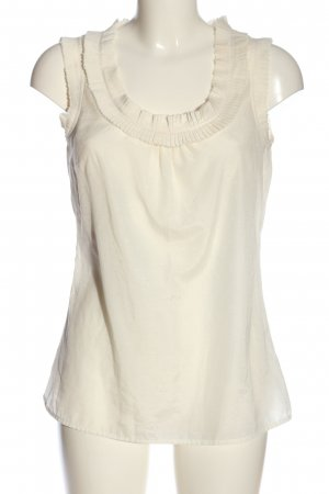 Ann Taylor LOFT Mouwloze blouse room casual uitstraling