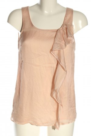 Ann Taylor LOFT Blouse topje nude casual uitstraling