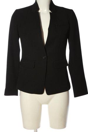 Ann Taylor LOFT Korte blazer bruin zakelijke stijl