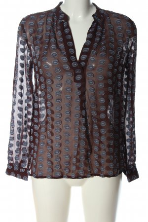 Ann Taylor LOFT Langarm-Bluse