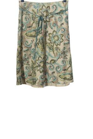 Ann Taylor LOFT Spódnica midi Wyhaftowany logo W stylu biznesowym