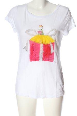 Ann Taylor LOFT Shirt met print prints met een thema casual uitstraling