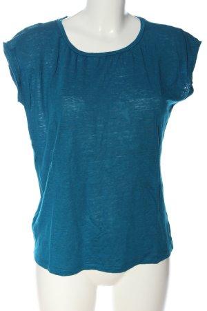 Ann Taylor LOFT T-shirt blauw casual uitstraling