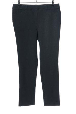 Ann Taylor Spodnie ze stretchu czarny W stylu biznesowym