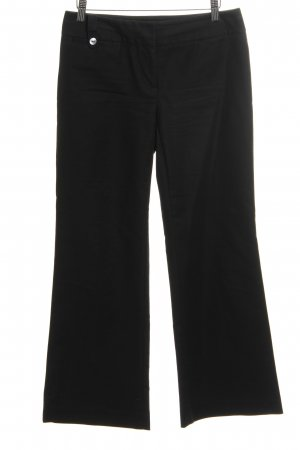Ann Taylor Stretch Trousers black casual look