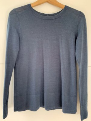 Ann Taylor Knitted Sweater petrol