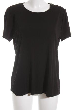Ann Taylor T-Shirt black elegant