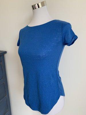 Ann Taylor Haut basique bleu-bleu acier