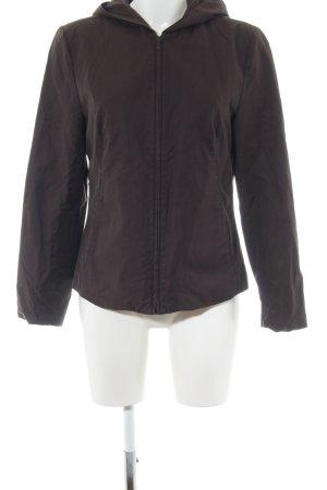 Ann Taylor Between-Seasons Jacket brown casual look