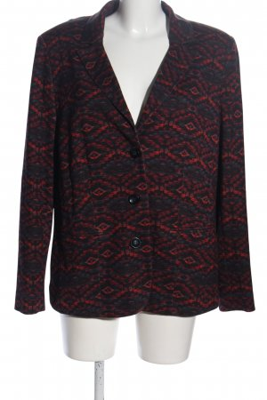 Anna Aura Short Blazer allover print casual look