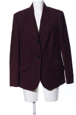 Anna Aura Korte blazer lila casual uitstraling