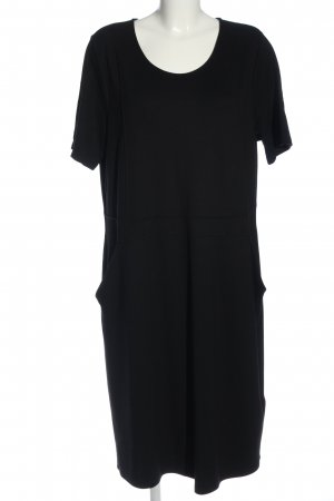 Anna Aura Shortsleeve Dress black casual look