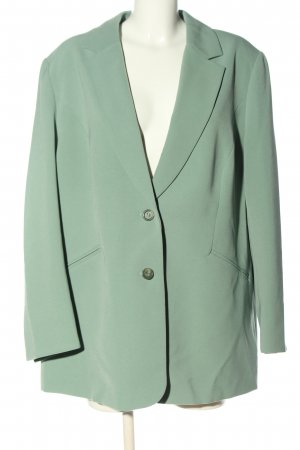Anna Aura Long Blazer green business style