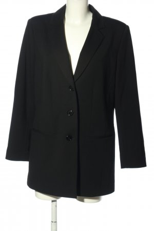 Anna Aura Long Blazer black business style