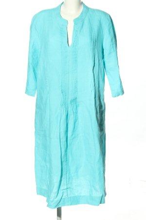 Anna Aura Sukienka tunika niebieski W stylu casual