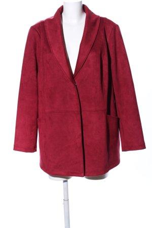 Anna Aura Overgangsjack rood casual uitstraling