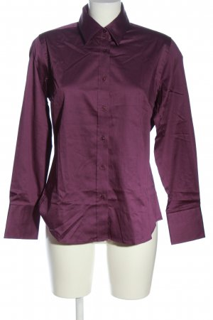 Anna David Long Sleeve Shirt lilac business style