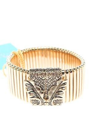 Anna Dello Russo for H&M Armspange goldfarben extravaganter Stil