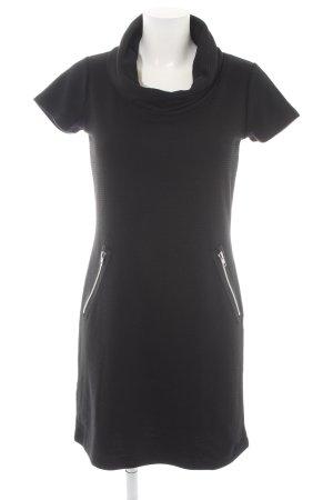Anna Field A-Linien Kleid schwarz Casual-Look