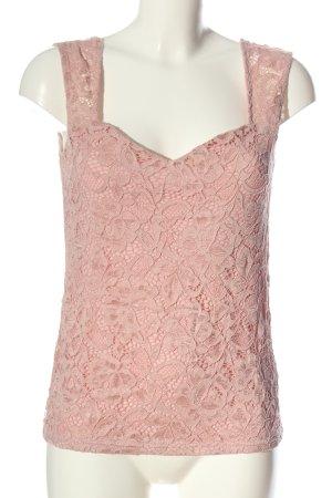 Anna Field Mouwloze blouse roze elegant