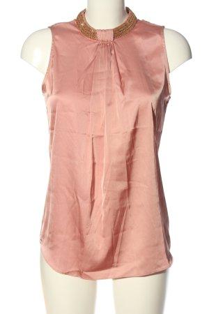 Anna Field Sleeveless Blouse pink business style
