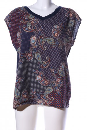Anna Field ärmellose Bluse abstraktes Muster Casual-Look