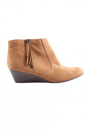 Anna Field Ankle Boots braun Casual-Look